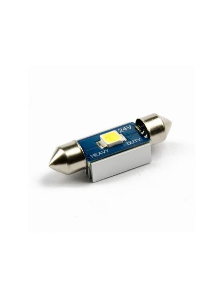 ŽARNICA HYPERCOLOR LED SOFITNA 38 mm 24V Cree-MultiChip- 1 LED 6500K