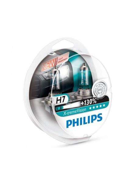 ŽARNICA PHILIPS HALOGEN H7 X-TREME VISION S2 +130