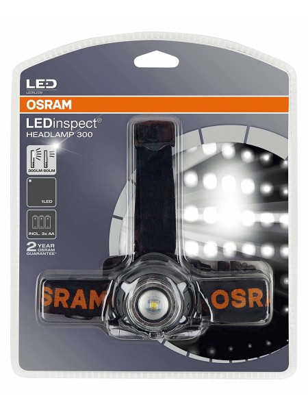 SVETILKA OSRAM LEDIL209 INSPECTION LAMPHEADLAMP 300 BLI1