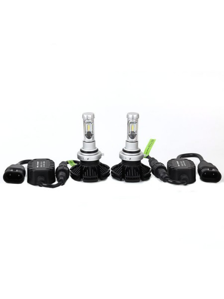 KIT KOMPLET PHILIPS HB4 9006 LED 5000lm 6500K