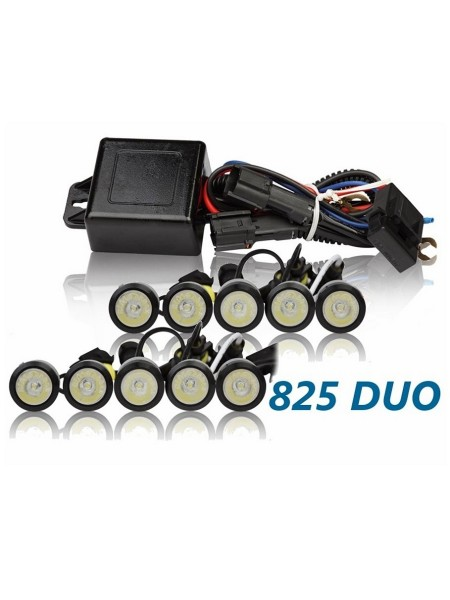 LUČI DNEVNE M-TECH OSRAM LED DRL 825HP