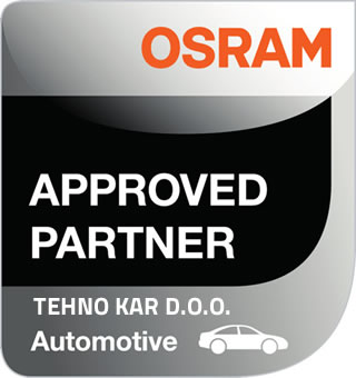 Tehnoshop.net is a trusted supplier of OSRAM automotive lighting solutions.